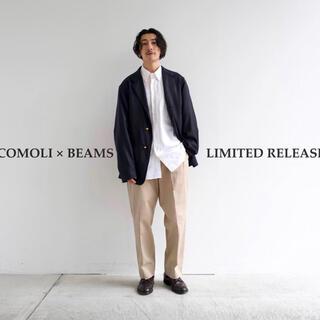 COMOLI - comoli beams 別注 IVY PACK ブレザー コモリ ビームス