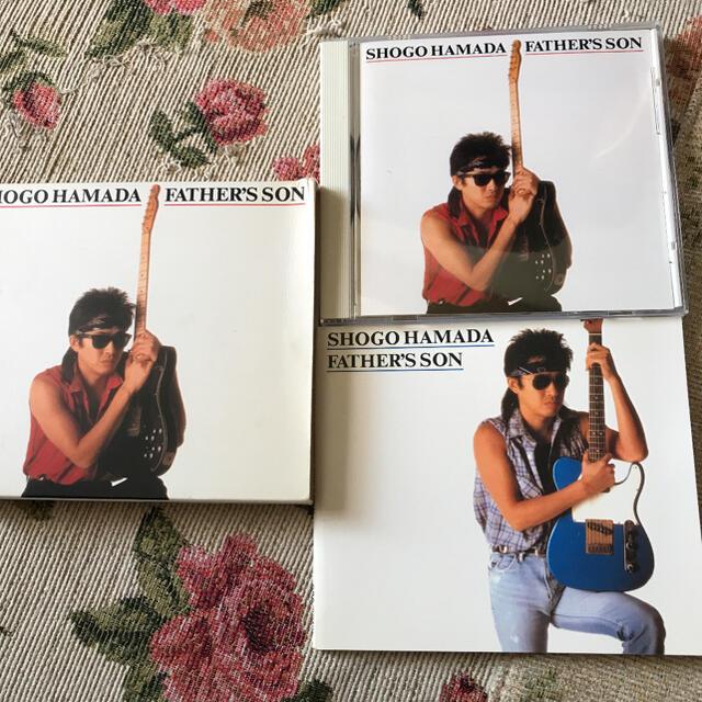 SONY(ソニー)の浜田省吾 father's sun CD エンタメ/ホビーのCD(ポップス/ロック(邦楽))の商品写真