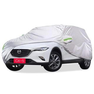 マツダ - マツダCX - 5車のカバー防水防塵傷防止UV保護フロントガラスカバー