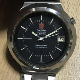 OMEGA - OMEGA ELECTRONIC SEAMASTER メンズ 腕時計