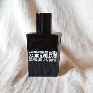 Zadig&Voltaire - ディスイズヒム◇ザディグエヴォルテール 30ml