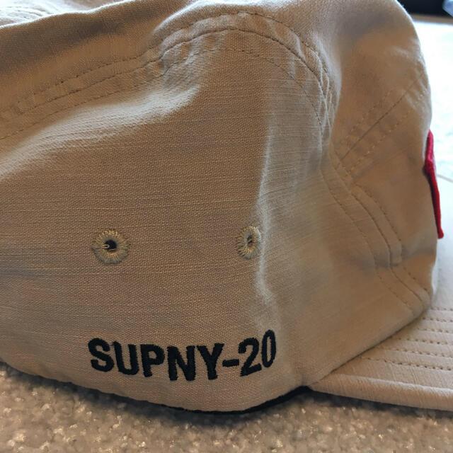 Supreme(シュプリーム)のsupreme Military Camp Cap Khaki 20ss メンズの帽子(キャップ)の商品写真