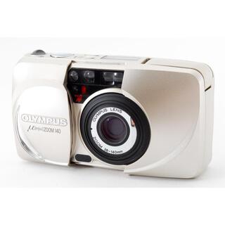 OLYMPUS  μ [mju:] ZOOM140 コンパクト フィルムカメラ
