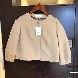 ANAYI - 新品⭐︎ANAYI ¥3.3万 コットンリネンドビークルージャケット/セオリー