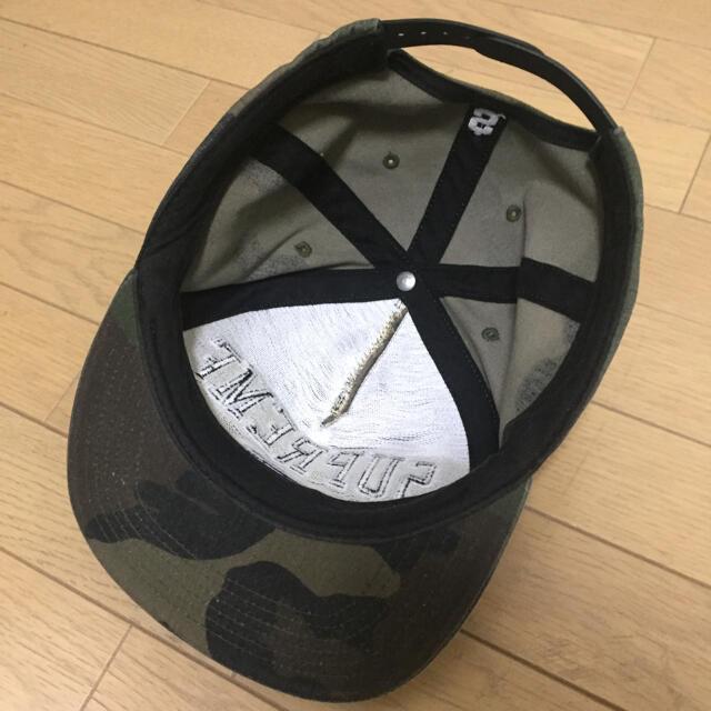 Supreme(シュプリーム)のシュプリーム チャンピオン キャップ メンズの帽子(キャップ)の商品写真