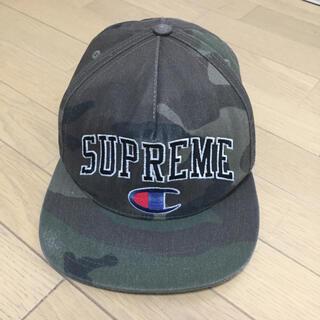 Supreme - シュプリーム チャンピオン キャップ