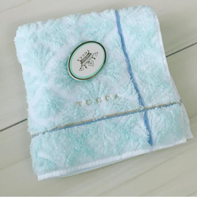 TOCCA(トッカ)のTOCCA 新品 タオルハンカチ🌷 レディースのファッション小物(ハンカチ)の商品写真