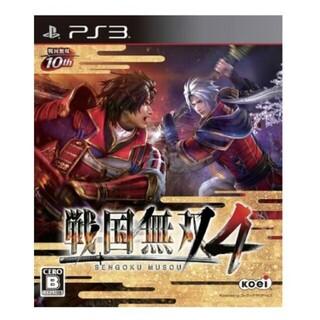 コーエーテクモゲームス(Koei Tecmo Games)の「戦国無双4」コーエーテクモゲームス(家庭用ゲームソフト)
