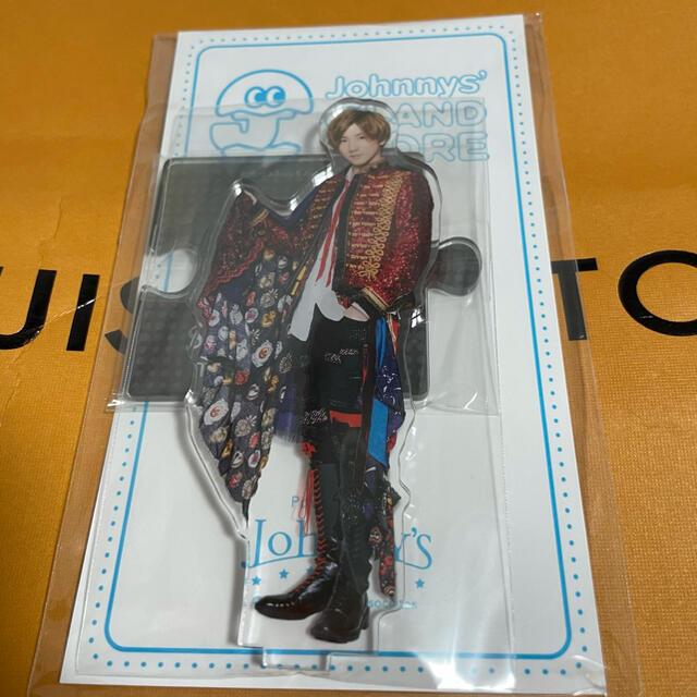 Johnny's(ジャニーズ)の京本大我 SixTONES アクスタ アクリルスタンド 20年夏 エンタメ/ホビーのタレントグッズ(アイドルグッズ)の商品写真