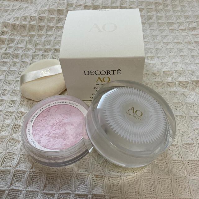COSME DECORTE(コスメデコルテ)のコスメデコルテAQミリオリティフェイスパウダー コスメ/美容のベースメイク/化粧品(フェイスパウダー)の商品写真