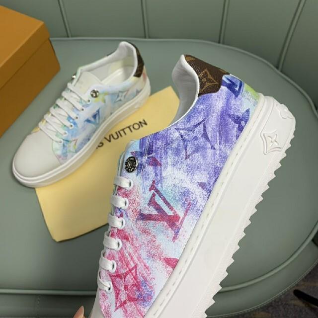 LOUIS VUITTON(ルイヴィトン)のLouis vuitton スニーカー メンズの靴/シューズ(スニーカー)の商品写真