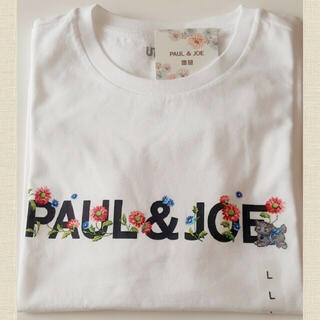 UNIQLO - UNIQLO ポール&ジョー UTグラフィックTシャツ ロゴ