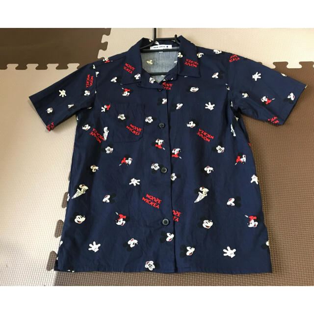 GLOBAL WORK(グローバルワーク)の子供 グローバルワーク シャツ キッズ/ベビー/マタニティのキッズ服男の子用(90cm~)(Tシャツ/カットソー)の商品写真