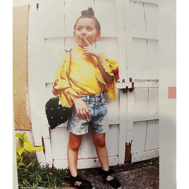 GO TO HOLLYWOOD(ゴートゥーハリウッド)のおりょうさま専用★2点 キッズ/ベビー/マタニティのキッズ服女の子用(90cm~)(パンツ/スパッツ)の商品写真