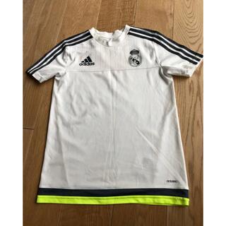 adidas - サッカーアディダスTシャツ