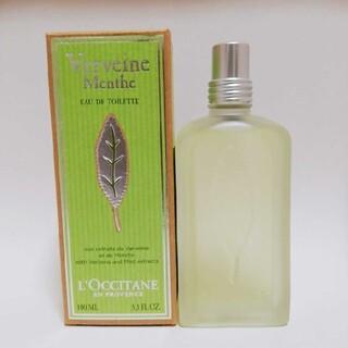 L'OCCITANE - 限定品 ロクシタン ミントヴァーベナ オードトワレ 100ml 香水 入手困難