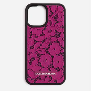 ドルチェアンドガッバーナ(DOLCE&GABBANA)の新品未使用*Dolce & Gabbana*IPHONE12/12PROケース(iPhoneケース)
