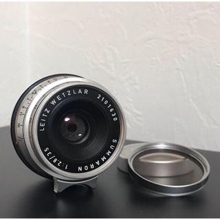 LEICA - ズマロン 35mm f2.8