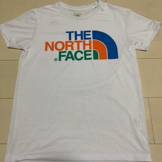 THE NORTH FACE - the north face レディース カラフルロゴ Tシャツ