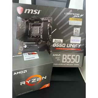 Ryzen7 5800X マザーボード セット