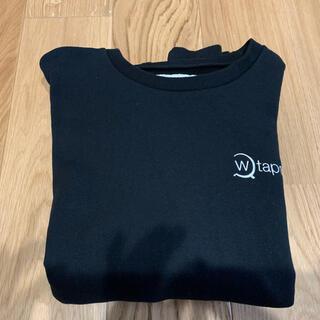 W)taps - ダブルタップス WTAPS CREW NECK  スウェット S