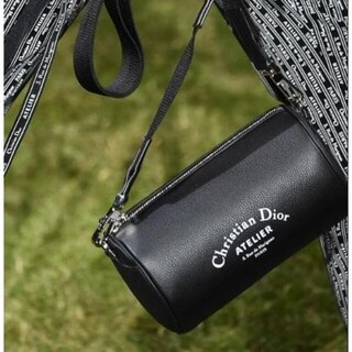 DIOR HOMME ボディバッグ 美品 黒色