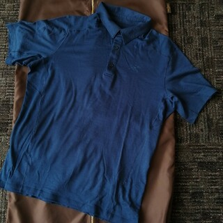 アークテリクス(ARC'TERYX)のアークテリクス 半袖ポロシャツ(Tシャツ/カットソー(半袖/袖なし))