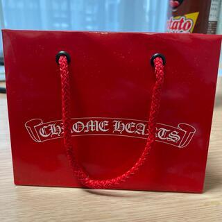 クロムハーツ(Chrome Hearts)のクロムハーツ  クリスマス限定 ショッパー ショップ袋(ショップ袋)