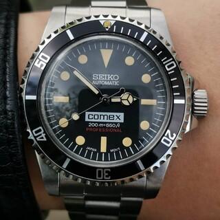 SEIKO - SEIKO セイコー mod カスタム 腕時計 ビンテージ サブマリーナ