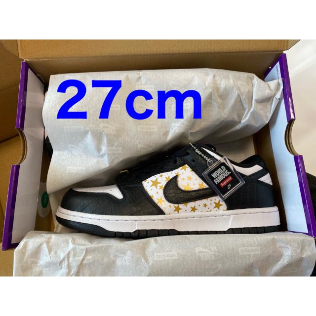 Supreme(シュプリーム)のSupreme Nike Dunk SB Low メンズの靴/シューズ(スニーカー)の商品写真