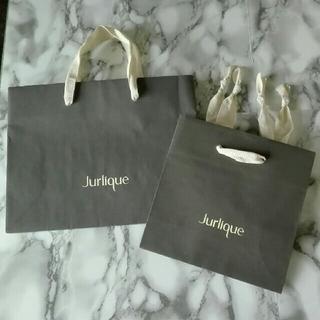 ジュリーク(Jurlique)のジュリーク Jurlique ショップ袋 ショッパー 2点(ショップ袋)