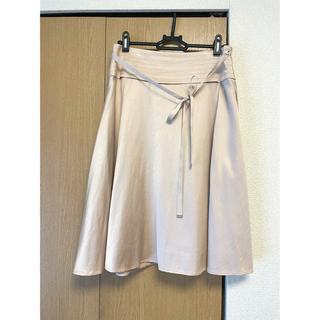 トゥービーシック(TO BE CHIC)のクーポン期間中の価格 TO BE CHIC スカート(ひざ丈スカート)