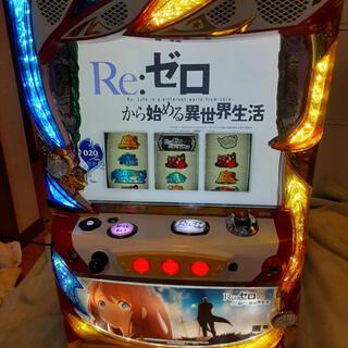 ダイトギケン(大都技研)のRe:ゼロから始める異世界生活(パチンコ/パチスロ)