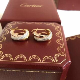 Cartier - カルティエラブピアス18K