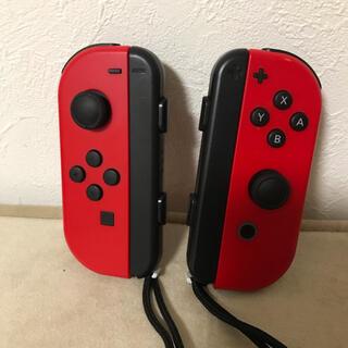 Nintendo Switch - Switch ジョイコン マリオカラー