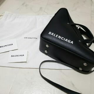 Balenciaga - バレンシアガ トライアングル ショルダーバッグ