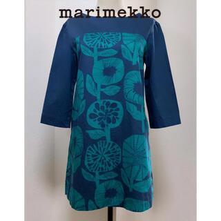 marimekko - 【marimekko】マリメッコ・ワンピース