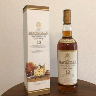 サントリー - マッカラン12年  旧ボトル