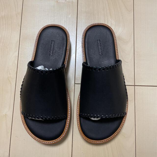 DAIRIKU Wyatt Hand Stitch Leather Sandal メンズの靴/シューズ(サンダル)の商品写真