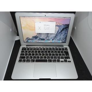Apple - MacBook Air 2013 SSD128GB 11インチ Core i5