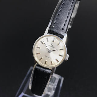 OMEGA - 【良品 稼働品】オメガ 腕時計 ジュネーブ 手巻き レディース 確実正規品