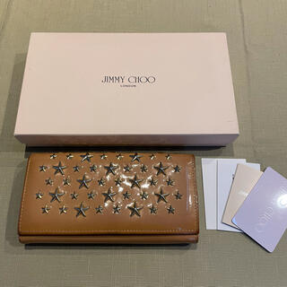 JIMMY CHOO - 【正規品】Jimmy Choo BSR ピンク 財布