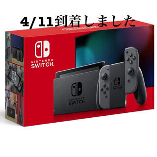 Nintendo Switch - Nintendo Switch グレー grey