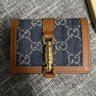 Gucci - 最終値下GUCCI 二つ折り財布