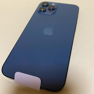 iPhone - 新品未使用 SIMフリー iPhone12 Pro Max 128GB ブルー
