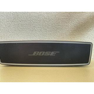 ボーズ(BOSE)のBose Sound Link Mini Ⅱ(ポータブルプレーヤー)