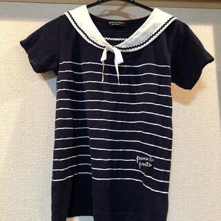 ポンポネット Tシャツ