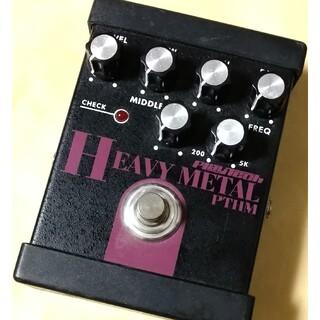 PlayTech  HEAVY METAL  PTHM(エフェクター)