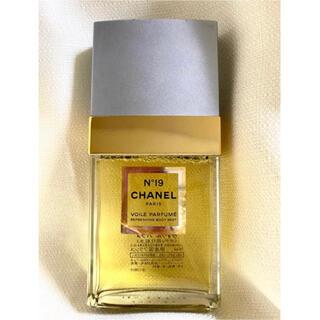 CHANEL - 廃番品 シャネル CHANEL No19 ヴォワル パフメ  75ml 化粧水