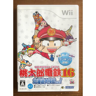 Wii - 【動作良好】 Wii 桃太郎電鉄16 北海道大移動の巻! 桃太郎電鉄 桃鉄